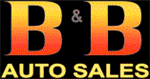 B and B Auto Sales / Huron Automotive Logo