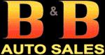 B and B Auto Sales / Huron Automotive Logo