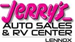 Jerry's of Lennox Logo