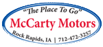 McCarty Motors Logo