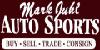 Mark Juhl Auto Sports Inc. and Service Center Logo