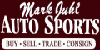 Mark Juhl Auto Sports Inc. and Service Center Logo