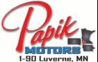Papik Motors Logo