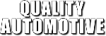 Quality Automotive Logo