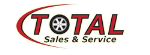 Total Sales & Service/ LeMars Cars Logo