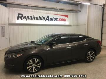 Searching for Repairables For Sale on the KELOLAND Automall